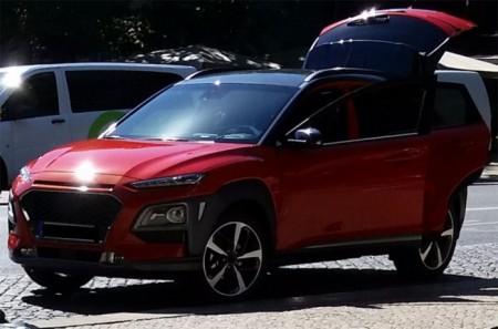 Hyundai Kona 2018: en camino una variante eléctrica de 500 kms de autonomía