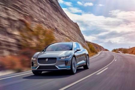 Este vídeo revela el supuesto Jaguar I-Pace definitivo