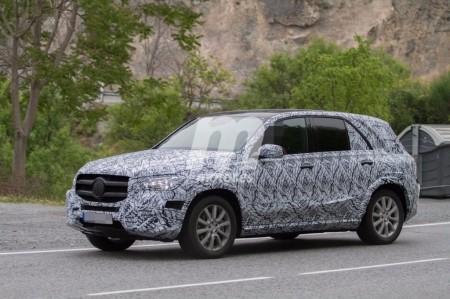 Mercedes GLE 2019: te adelantamos detalles de la segunda generación