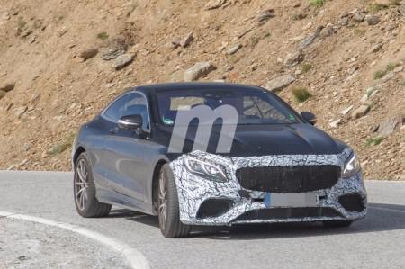 Mercedes-AMG S 63 Coupé 2018: desvelados más detalles del inminente 'facelift'
