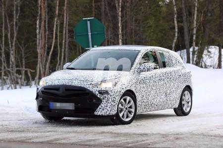 El nuevo Opel Corsa llegará en 2019 y será producido en Zaragoza