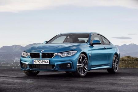 BMW Serie 4 2017: la renovada familia ya tiene precios en España