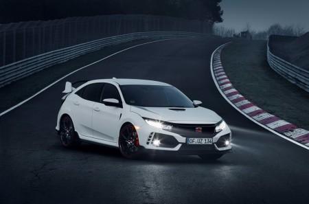El nuevo Honda Civic Type R 2017 ya tiene precio, en el Reino Unido