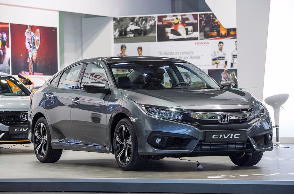 Honda civic sed n 2017 el cuatro puertas ya tiene precios for 2017 honda civic sedan price
