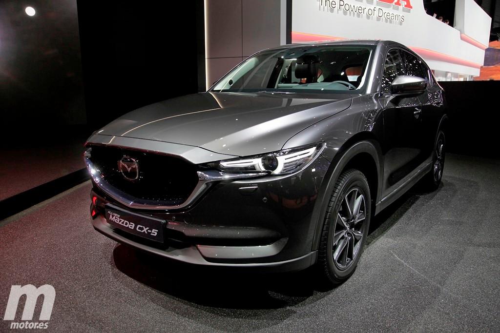 Mazda Cx 5 2017 Precios Y Gama De La Nueva Generaci 243 N Del