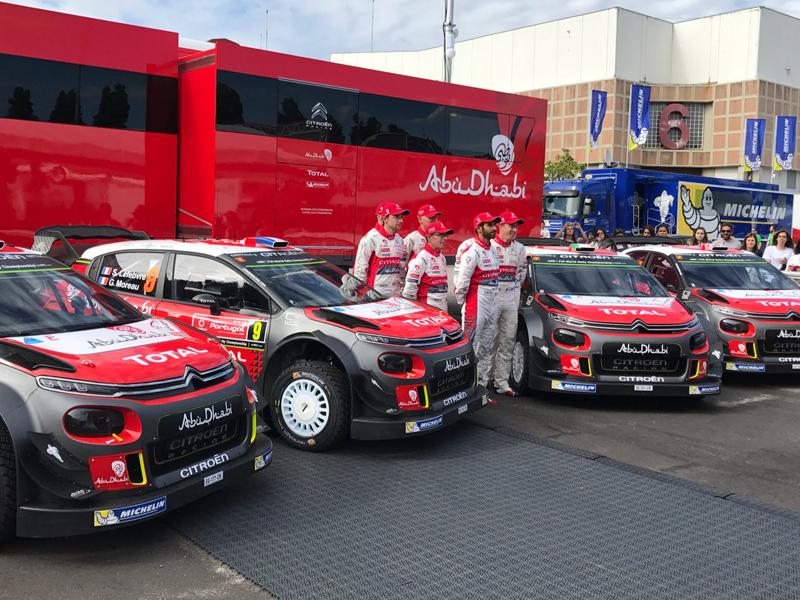 Previo Y Horarios Del Rally De Portugal Del Wrc 2017