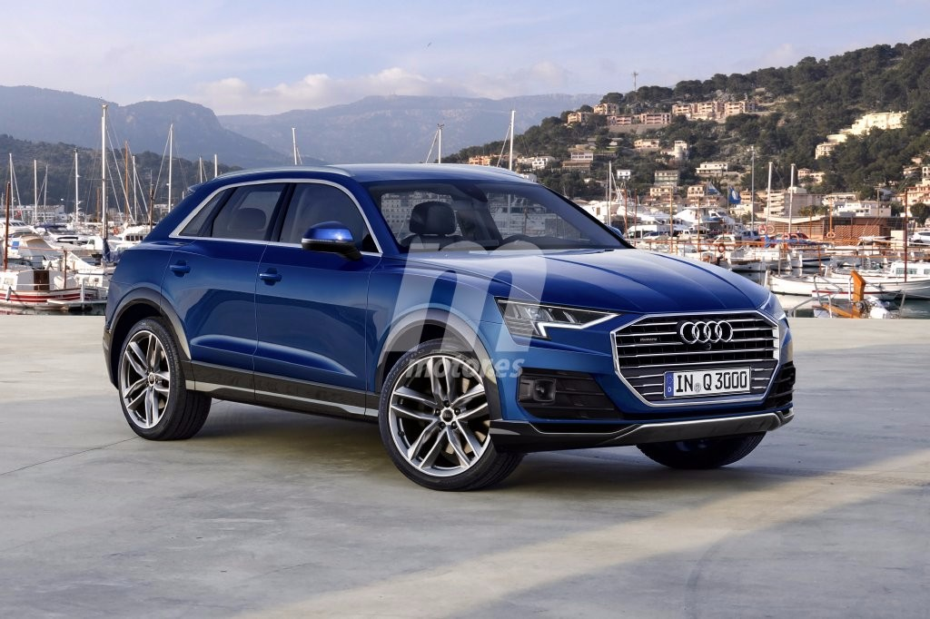 audi q3 2019 una mirada al futuro del suv de la marca de ingolstadt. Black Bedroom Furniture Sets. Home Design Ideas