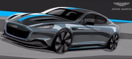 Aston Martin RapidE: se confirma su producción, aunque será limitada