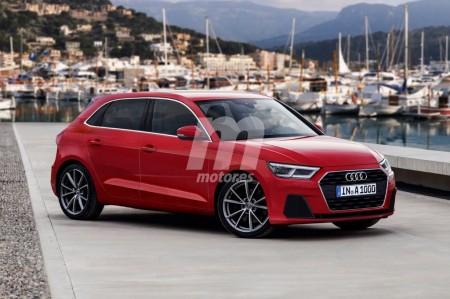 Audi A1 2018: te descubrimos el diseño de la nueva generación