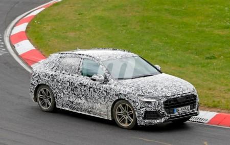 El esperado Audi Q8 2018 al detalle en este nuevo vídeo espía