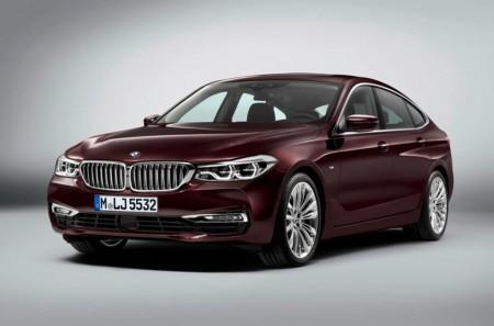 BMW Serie 6 GT: se filtra el esperado sucesor del Serie 5 Gran Turismo