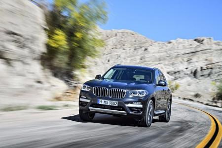 BMW X3 2018: desvelada oficialmente la tercera generación del SUV