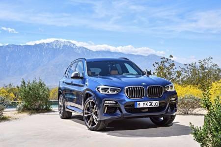 BMW X3 M40i 2018: se presenta la versión M Performance con 360 CV