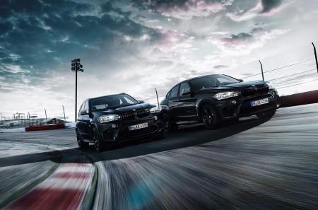 BMW Black Fire: el X5 M y X6 M reciben una edición especial