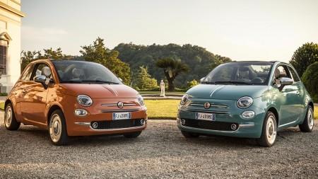 Fiat 500 Anniversario: una edición especial inspirada en la Dolce Vita
