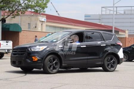 Ford Escape Energi: la nueva versión híbrida del Kuga ya está en pruebas
