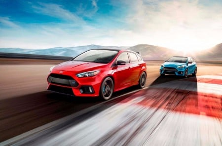 Ford Focus RS Limited Edition: una edición limitada que suena a despedida