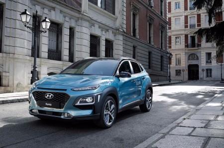 Hyundai Kona 2018: los motores del nuevo crossover urbano al detalle