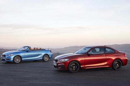 Los nuevos BMW Serie 2 Coupé y Serie 2 Cabrio 2017 ya tienen precio en España