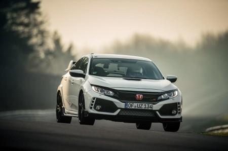 El Honda Civic Type-R 2017 ya tiene precio y puede ser reservado en nuestro país