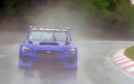 Subaru WRX Type RA NBR Special: nueva versión más radical en camino