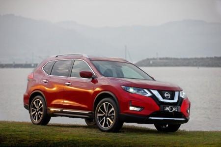 Australia - Mayo 2017: El facelift del Nissan X-Trail debuta con buen pie