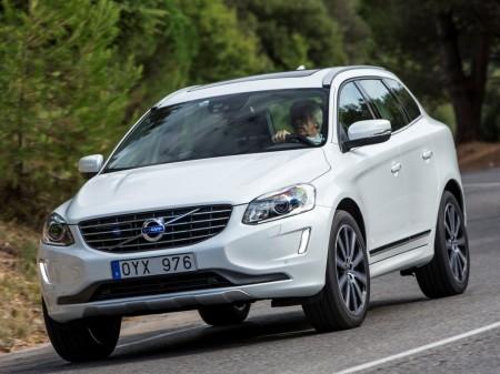 Suecia - Mayo 2017: El 'viejo' Volvo XC60 se va por la puerta grande