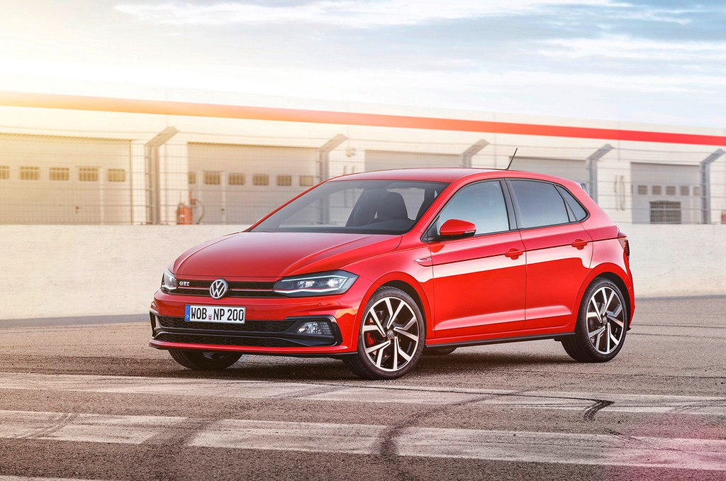 volkswagen polo gti 2018 la opci n m s deportiva se presenta con 200 cv. Black Bedroom Furniture Sets. Home Design Ideas