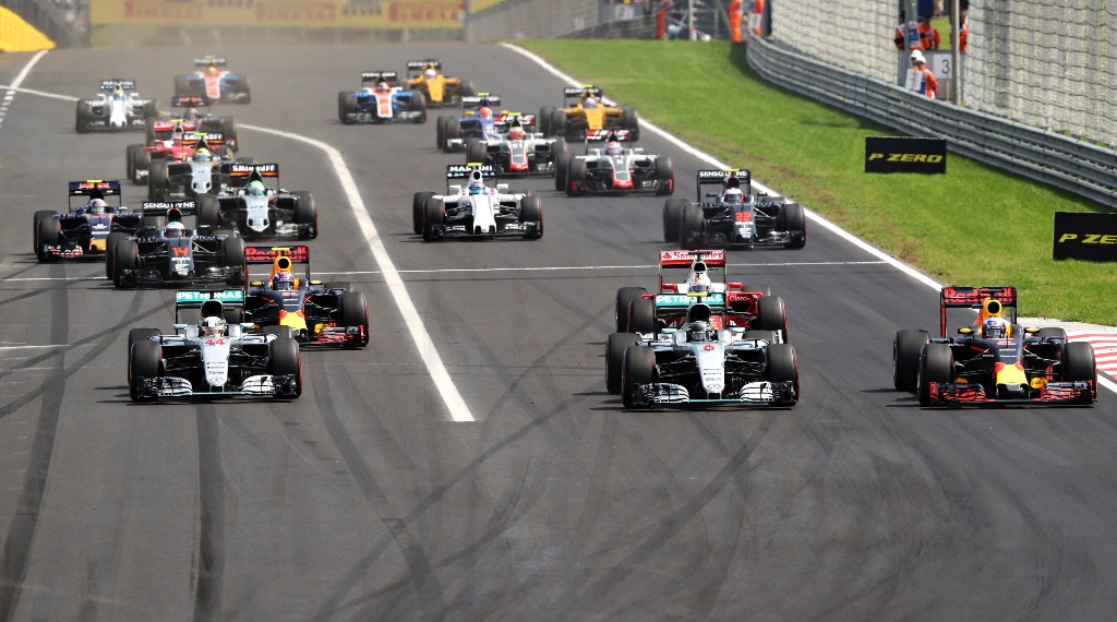 Horarios Del Gp De Hungr A F1 2017