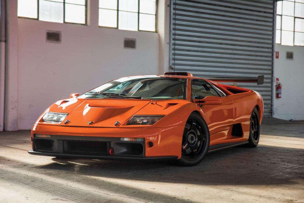 Lamborghini Diablo Gtr Uno De Los Raros Diablo Track Only A Subasta Motor Es