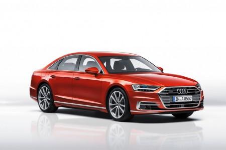 Audi A8 2018: presentado el Audi más tecnológico de la historia