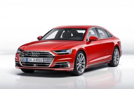 Audi A8 2018: sus novedades de alta tecnología al detalle