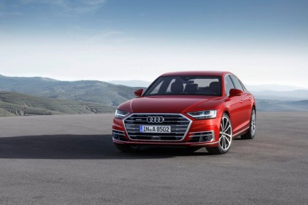 "Nuevo Audi A8: el coche que va más ""a la vanguardia de la técnica"" que nunca"