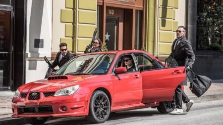 Baby Driver: acción sobre cuatro ruedas con el mejor ritmo