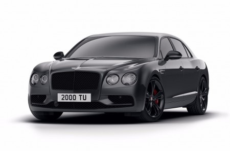 Bentley Flying Spur V8 S Black Edition: un toque oscuro para el modelo británico
