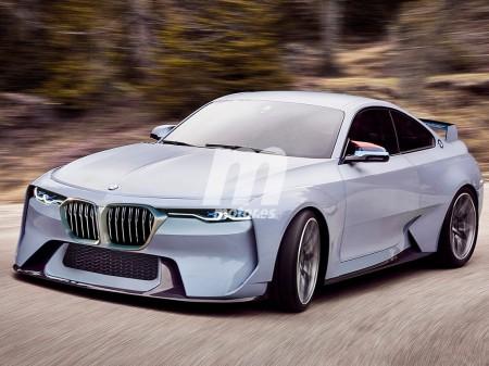 Exclusiva: BMW, a la caza del 911 con un nuevo deportivo de altura