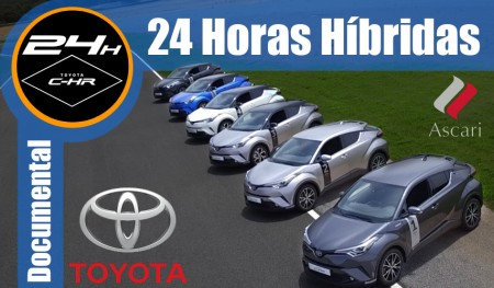Documental 24 Horas Híbridas Toyota C-HR