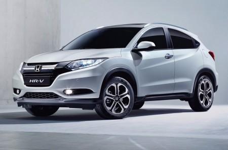 Honda fabricará el CR-V y el HR-V en Japón