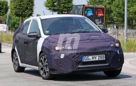 Hyundai i20 2018: la marca surcoreana ya prepara un 'facelift'