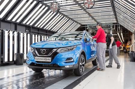 La producción del nuevo Nissan Qashqai 2017 se inicia en Sunderland