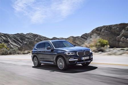 El nuevo BMW X3 ya tiene precios en España: disponible desde 51.000€