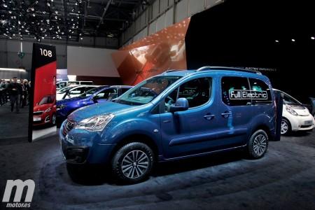 Precio del Peugeot Partner Tepee Electric: ya está a la venta en España