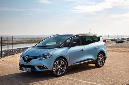 El nuevo Renault Grand Scénic con Asistente Híbrido ya está a la venta