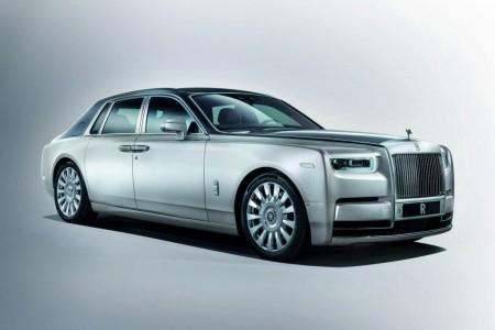 Este es el nuevo Rolls-Royce Phantom VIII