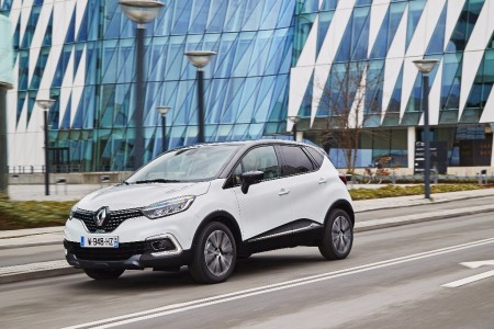 Francia - Junio 2017: El facelift impulsa al Renault Captur hasta el podio