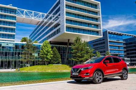 Holanda - Junio 2017: El nuevo Nissan Qashqai vence y convence