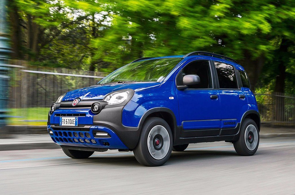 el fiat panda city cross 2017 ya tiene precios en nuestro mercado. Black Bedroom Furniture Sets. Home Design Ideas