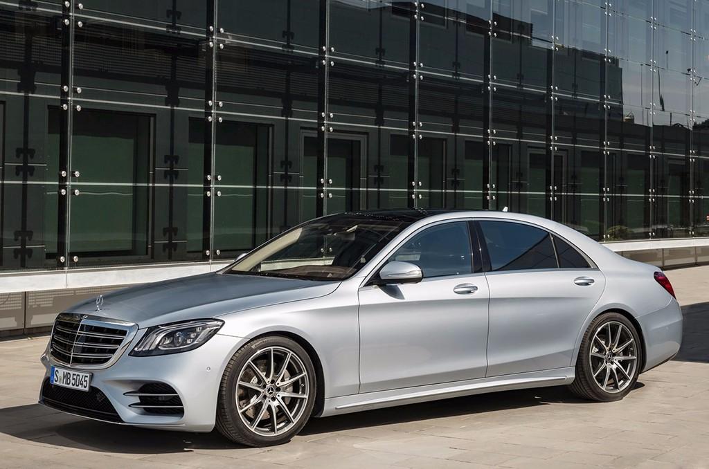 Mercedes clase s 2017 la renovada berlina ya tiene for Mercedes benz clase c 2017 precio