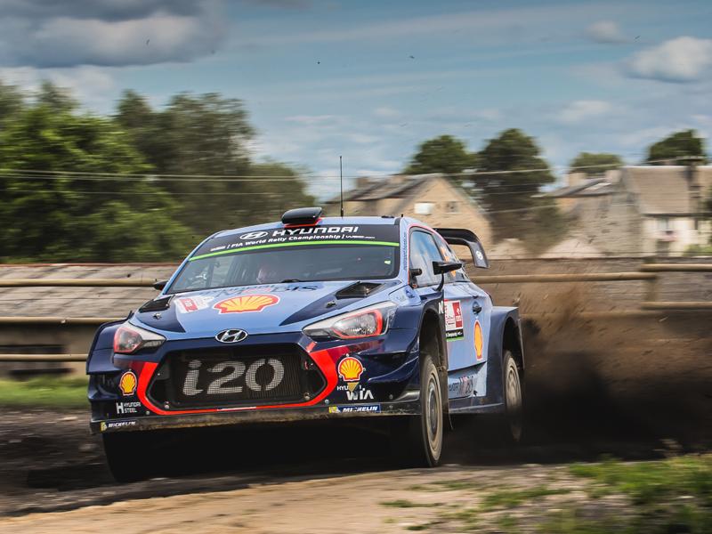 Previo Y Horarios Del Rally De Finlandia Del Wrc 2017