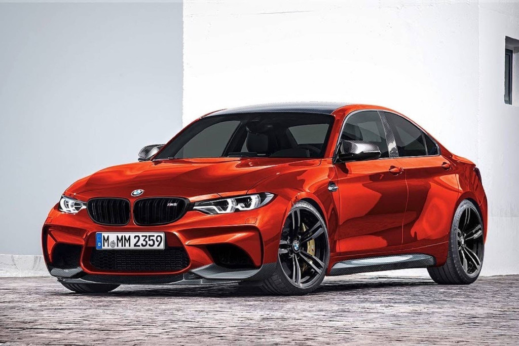 Bmw serie 2 gran coup as ser el nuevo sed n compacto - Nouvelle bmw serie 2 coupe ...